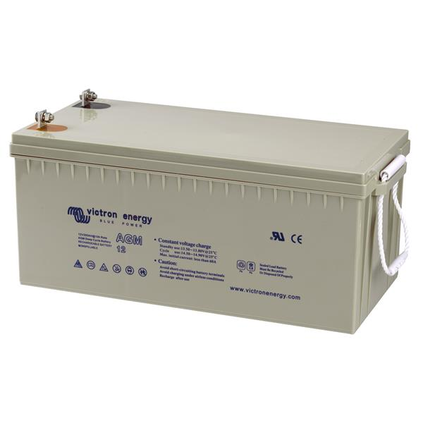 Victron Energy 12V/220Ah AGM Deep Cycle Battery