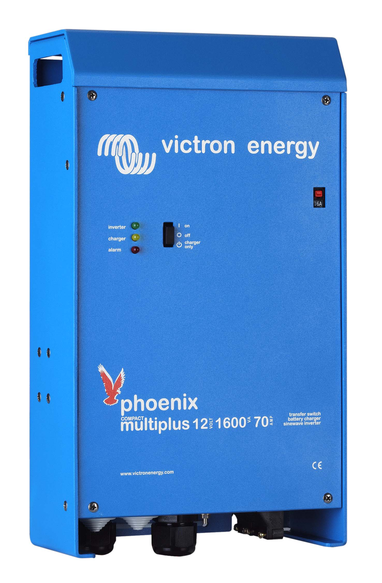 Phoenix Multi 12/1600/70a Charger Inverter