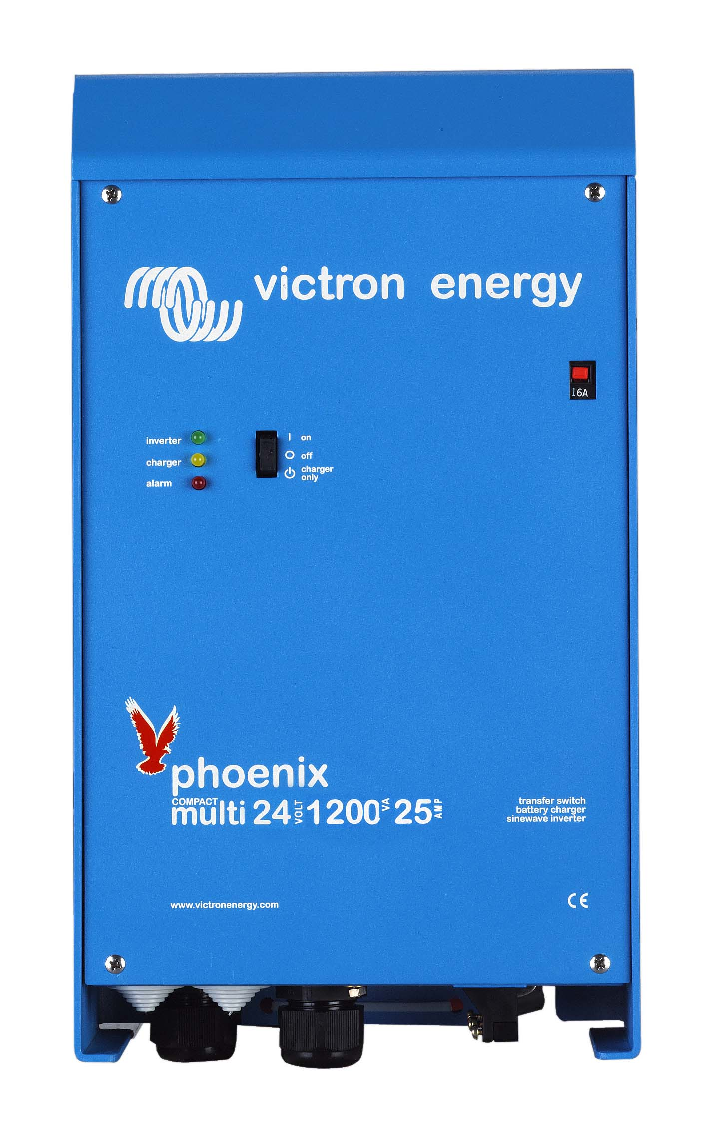 Phoenix Multi 24/1600/40a Charger Inverter