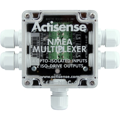 Actisense Ndc4 Usb 4-1 Multiplexer Hs Data Compatible