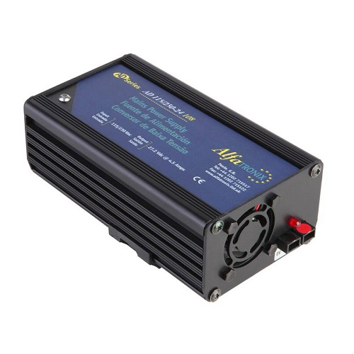 Alfatronix Ad24108 Converter Ac To Dc - 85-135 Vac & 170-265 Vac To 24vdc - 108w Continuous