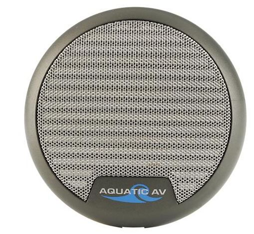 Aquativ Av Spg3 3 Inch Silver Grill For Speaker (each)