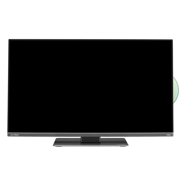 Avtex L249DRS PRO 24 Inch LED TV with HD Freeview/Satellite/DVD/Watch & Record
