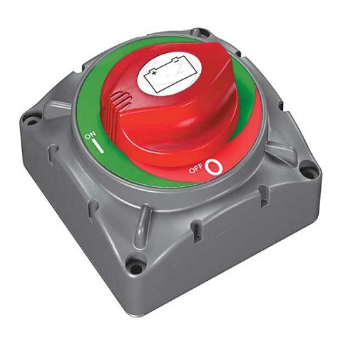 BEP 720 Battery Switch 600A ON/OFF