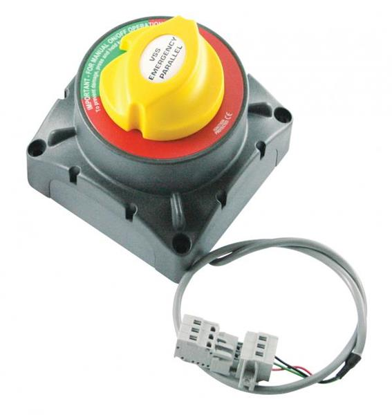 BEP 720-mdvso Dual Volt Sens Battery Switch 12v 500a (720-MDVSO)