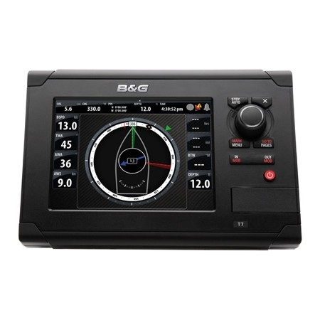 B&G Zeus Touch 7 Inch Multi Function Display