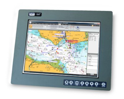 Touch System 12 Inch Monitor 12v