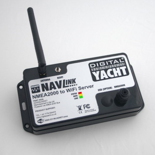 Digital Yacht Navlink Nmea2000 To Wifi Server