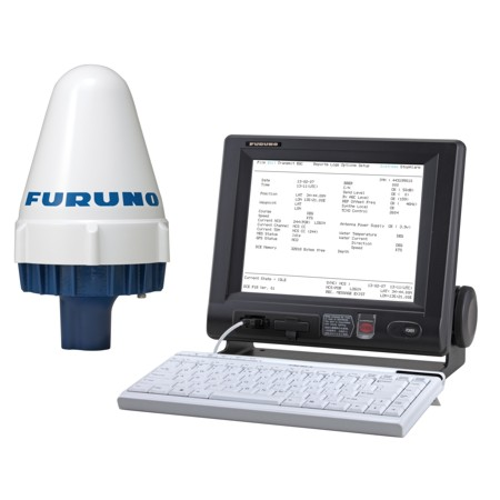FURUNO FELCOM 18  SATELLITE COMMUNICATION TERMINAL