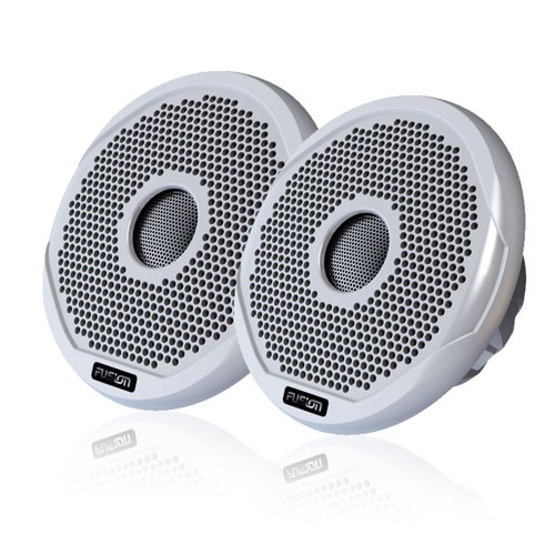 Fusion FR7021 2-way Marine Speakers 7 Inch