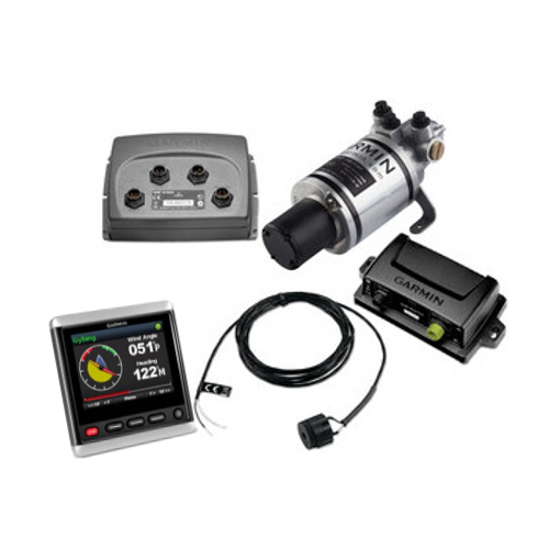 Garmin GHP Compact Reactor - Hydraulic Autopilot With GHC 20 Display