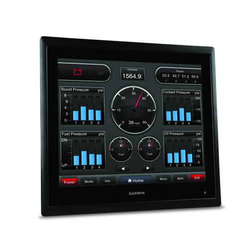 Garmin Gmm 170 17 Inch Touch Screen Display