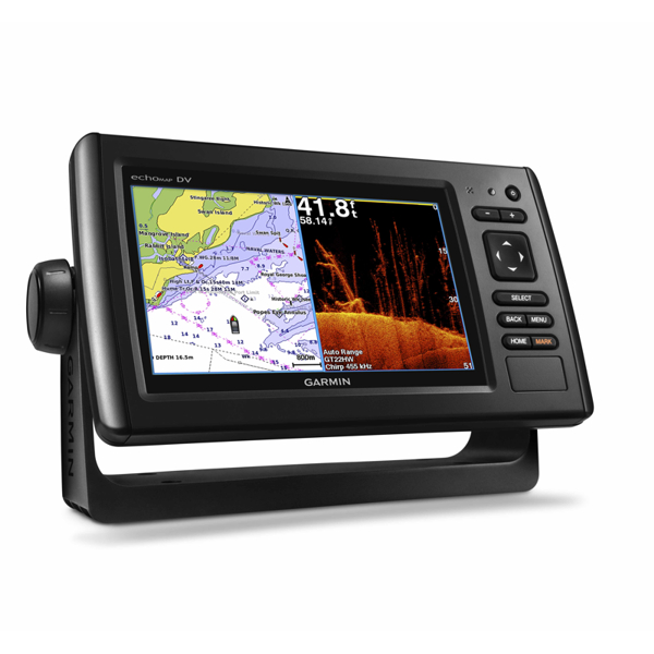 Garmin Echomap CHIRP 75dv Excluding Transducer