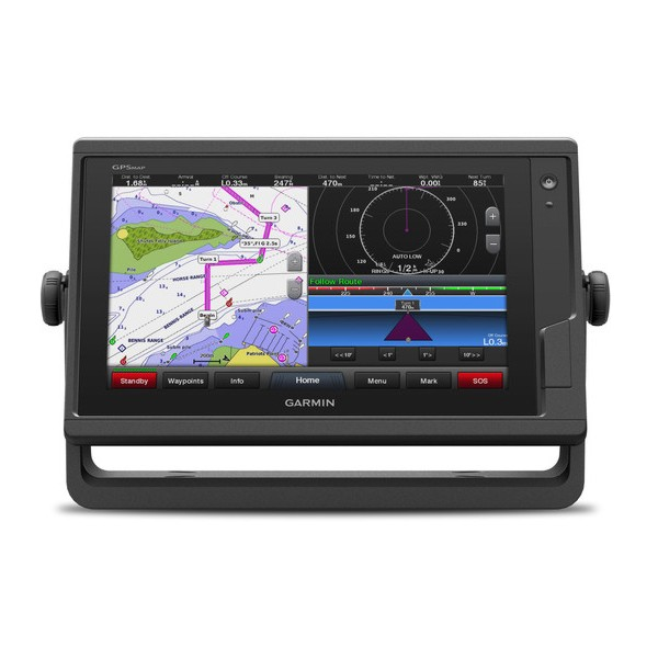 Garmin GPSMAP 922 Touch Screen 9 Inch Chart Plotter