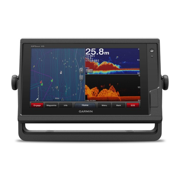 Garmin GPSMAP 922xs Touch Screen 9 Inch Combi Plotter / Sounder (No TXDR)