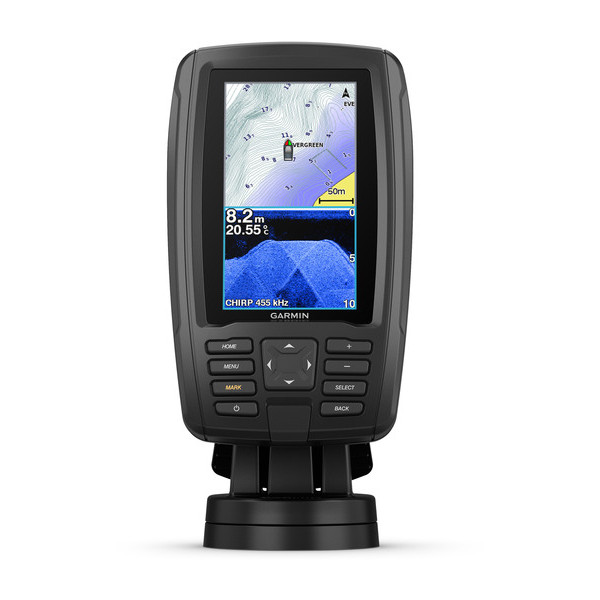 Garmin Echomap PLUS 45cv Combi Display (No Transducer) - OPEN BOX