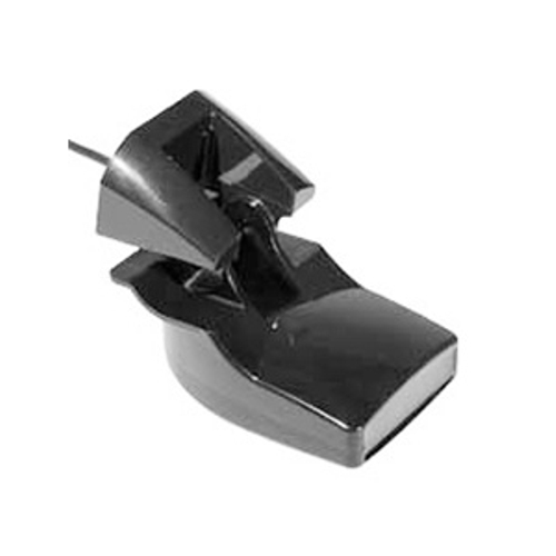 Garmin Plastic Transom Mount Transducer with Depth & Temperature (Dual Frequency- 8-pin)