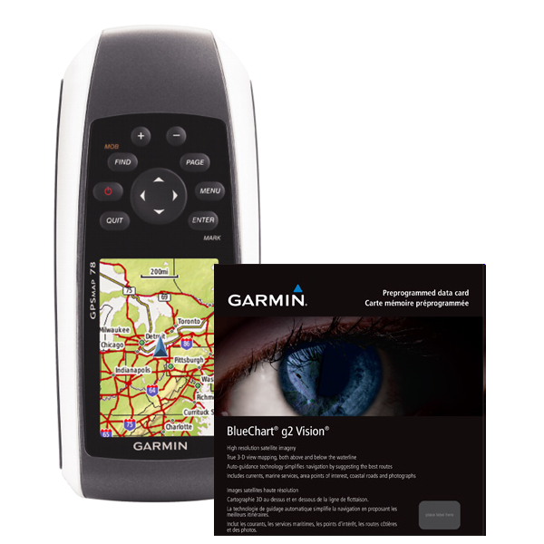 Handheld GPS GARMIN GPS MAP S - Sweden map for garmin