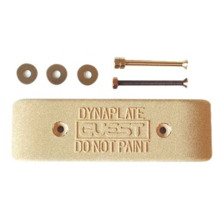 Guest Standard Dynaplate 15 X 5 X 1.25cm