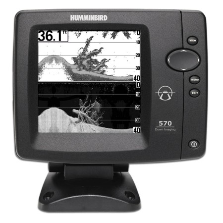 Humminbird 570x Di (down Imaging) Sounder With Tm Tr