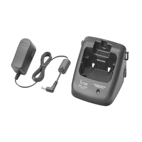 Icom BC-210 Drop in Charger Base For Icom M73 or M71