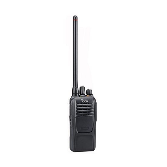Icom F2100D UK 16Ch UHF 400-470Mhz Inc. BP280 & BC213 Rapid Charge