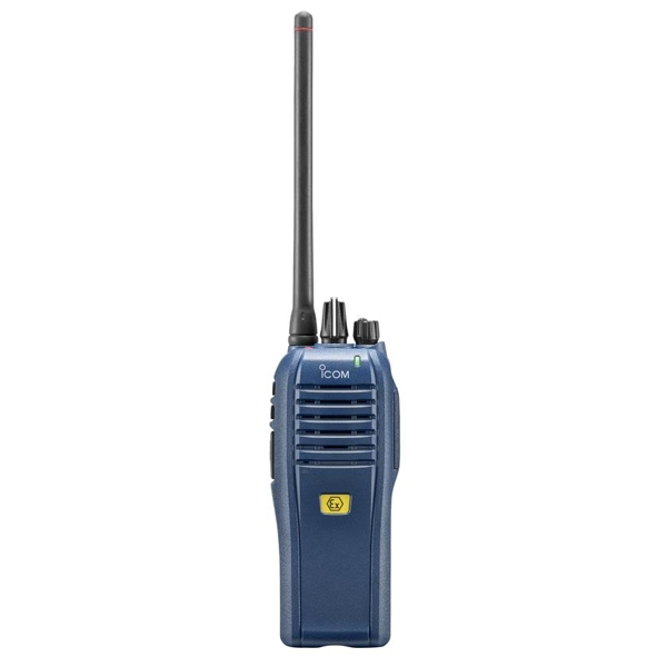 Icom F4202DEX ATEX UHF Digital Transceiver (Requires Programming)
