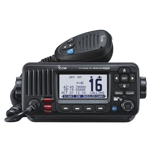 Icom IC-M423GE Fixed DSC VHF With Built In GPS