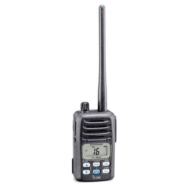 Icom M87 Atex Version With 1700mah Battery And Charger
