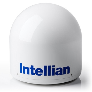 Intellian i2 SAT TV System Complete