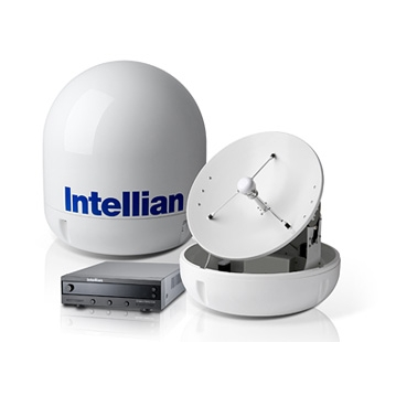Intellian I6p Sat Tv System With Auto Skew And Low Elevation Tracking