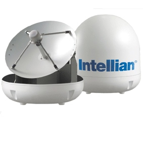 Intellian I9 Sat Tv System Complete
