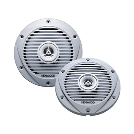 Kenwood Kfc1652 6.5 Inch White Speakers (pair)