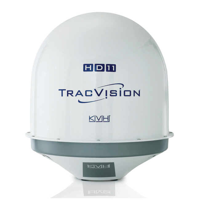 KVH TracVision HD11 - Global Satelite TV System