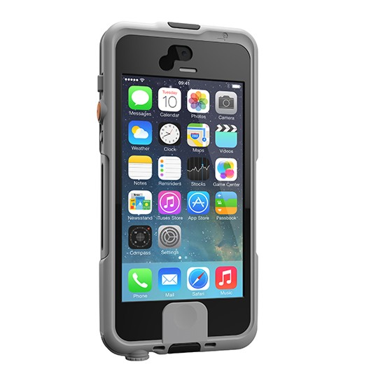 Lifedge Waterproof Case For Iphone 5 / Iphone 5s - Arcus (grey)