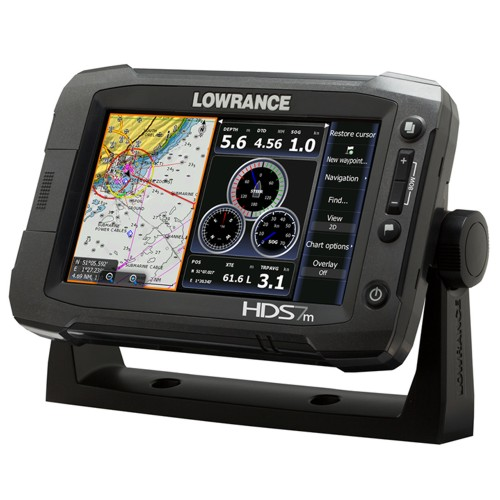 Lowrance HDS-7M GEN2 Touch with EMEA Download Kit