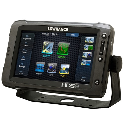 Lowrance HDS-9M GEN2 Touch with EMEA Download Kit