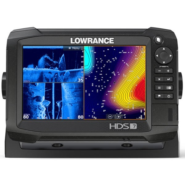 Lowrance HDS-7 Carbon ROW with No Transducer