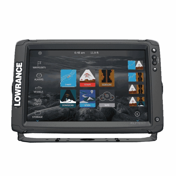 Lowrance Elite-12 Ti2 No Transducer