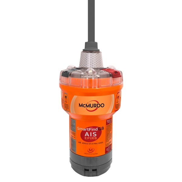McMurdo SmartFind AIS G8 GPS EPIRB - Manual Bracket
