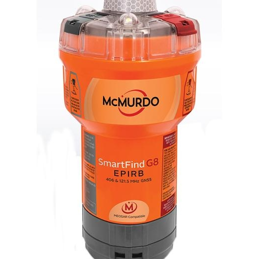 McMurdo SmartFind G8 EPIRB - Manual Bracket