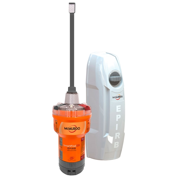 McMurdo SmartFind E8 EPIRB - Automatic Float Free