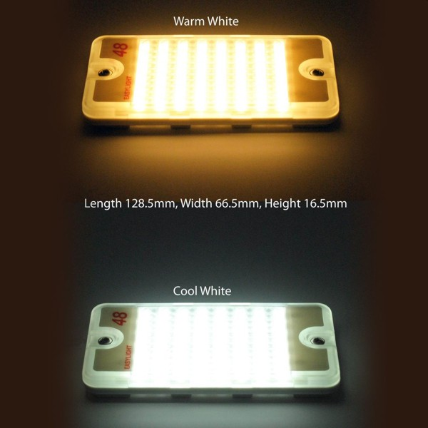 NASA Easy Light LED Luminaire - Cool White