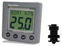 Raymarine ST60 Plus Speed system w/transducer