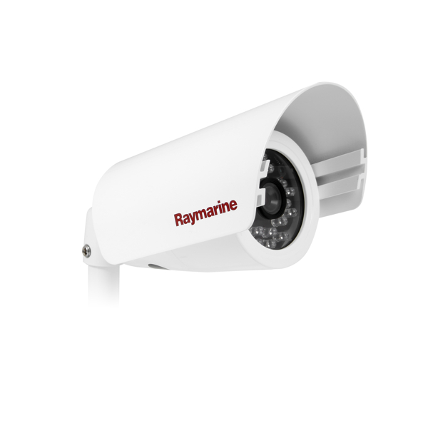 Raymarine CAM200 CCTV Day and Night Video Camera (IP Connected)