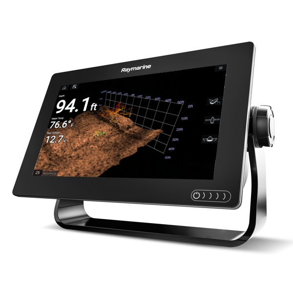 Raymarine Axiom 9 RV - 9 Inch Multi Function Display With RealVision 3D Sounder (No TR)