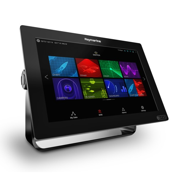 Raymarine Axiom 12 - 12 Inch Multi Function Display Only