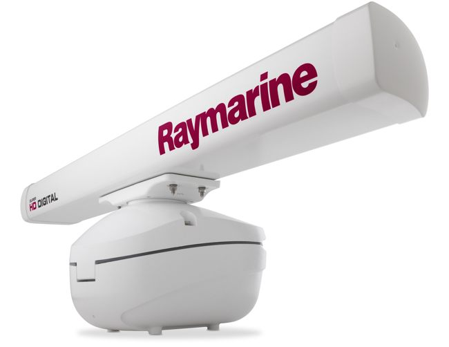 Raymarine RA1048D G SERIES 4FT 4KW HD DIGITAL OPEN ARRAY RADAR S