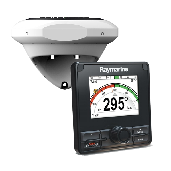 RAYMARINE Evolution DBW Autopilot c/w p70Rs Control Head (for drive by wire steering systems)