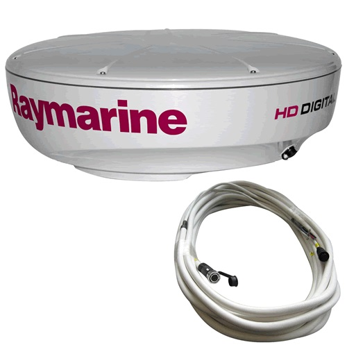 Raymarine RD424HD Colour Radome + 10m Raynet Cable